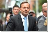 В Австралии поставят под вопрос доверие к премьер-министру