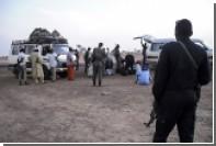 Неопознанный самолет сбросил бомбу на деревню в Нигере