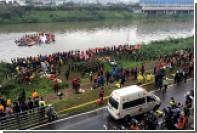 Число погибших в крушении самолета на Тайване выросло до 19