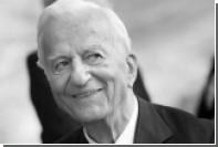 Умер бывший президент ФРГ фон Вайцзеккер