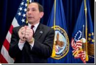 Министр из администрации Обамы солгал о своей военной карьере