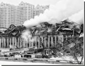 Ученые подсчитывают ущерб от пожара в одной из крупнейших российских библиотек
