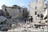 Правительство Сирии остановит авиаудары по Алеппо на шесть недель