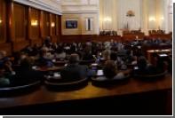 Болгарский парламент рассмотрит вопрос о признании Крыма частью России