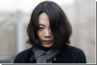 Бывшего вице-президента Korean Air отправят в тюрьму из-за вспышки гнева