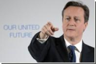 Кэмерон приказал активизировать борьбу с российскими шпионами