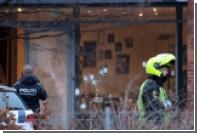 В одной из синагог Копенгагена произошла стрельба