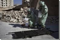 Россия объявила о завершении химразоружения Сирии