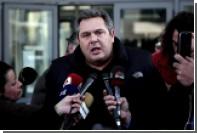 Греческий министр пригрозил ЕС поисками финансирования на стороне