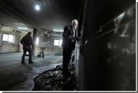 Рядом с Вифлеемом неизвестные подожгли мечеть