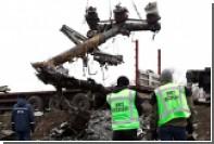 На месте падения «Боинга» на Украине нашли человеческие останки