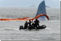 В Южной Корее осудили капитана пришедшего на помощь парому «Севоль» судна