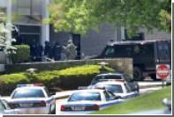 При стрельбе в американской школе пострадали два подростка