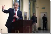Тони Блэр станет советником премьера Сербии