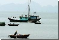 Дрейфующих в море российских туристов спасли вьетнамские моряки