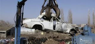 В России упали продажи автомобилей по программе утилизации