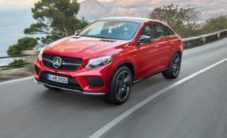 Новости о новом Mercedes-Benz GLE Coupe