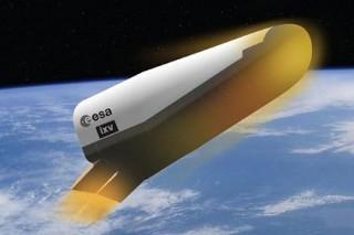 Космический корабль IXV успешно приводнился в Тихом океане