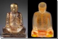 Внутри статуи Будды нашли мумию мастера медитации
