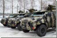 Модернизированные бронемашины КрАЗ Спартан