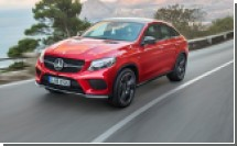 Новости о новом Mercedes-Benz GLE Coupe