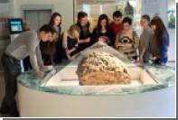 Челябинский метеорит стал легче на два килограмма