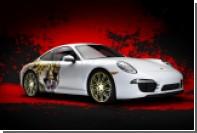 3 подарочных Porsche 911 от Adidas