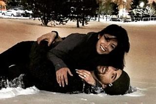 Майкл Фелпс обручился с бывшей «Мисс Калифорния»