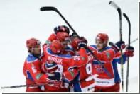 ЦСКА впервые за 26лет стал чемпионом России по хоккею