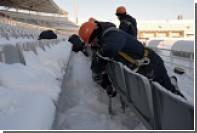 Вместимость стадионов к ЧМ-2018 в Калининграде и Екатеринбурге сократится