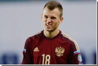 Травмированный футболист сборной России сыграет в защитном шлеме