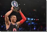 Матч всех звезд-2015 стал самым результативным в истории НБА