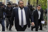 Заседание совета Греческой футбольной суперлиги завершилось потасовкой
