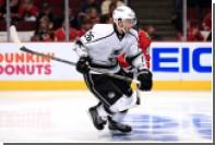 Агент рассказал о надежде Войнова сыграть в нынешнем сезоне НХЛ