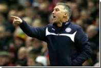Английскому тренеру простили попытку задушить футболиста