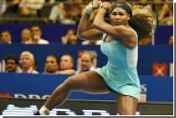 Серена Уильямс заплатит 13 тысяч долларов за эйсы на Astralian Open