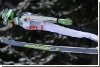 Словенец прыгнул на лыжах с мировым рекордом в 250 метров