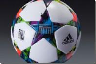 Бранденбургские ворота и медведи попали на официальный мяч Лиги чемпионов