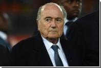 Блаттера возмутили слова бывшего тренера сборной Италии о чернокожих игроках