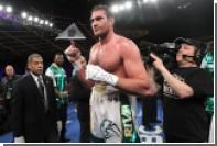 Британский боксер ради боя выразил готовность поцеловать обувь Кличко