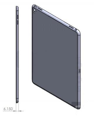 Инженерные чертежи iPad Air 3 подтвердили четыре динамика, вспышку и новый разъем Smart Connector