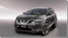 Компания Nissan отправила Qashqai и X-Trail в премиум-сегмент
