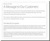 Apple отказалась взломать iPhone для американских спецслужб, несмотря на постановление суда