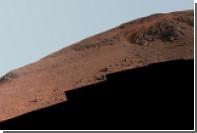 Ровер Opportunity сделал снимок хребта Кнудсен Ридж на Марсе