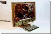 iФруктъ: моддинг iMac в стиле стимпанк от российских умельцев [видео]