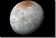 На Хароне заподозрили существование подповерхностного океана