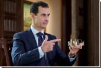 Асад заявил о возможной пользе российско-американского сотрудничества для Сирии