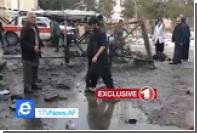 Опубликовано видео с места теракта в Кабуле
