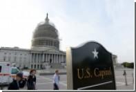 В Конгресс США внесен затрудняющий снятие санкций с России законопроект