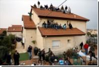 Израиль выселил девять семей с оккупированных территорий